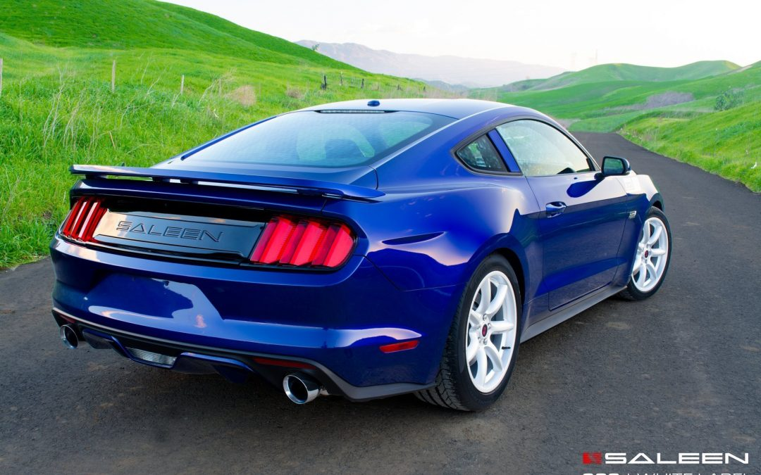 SALEEN SHIPS FIRST VERSIONS OF 2015 302 MUSTANG