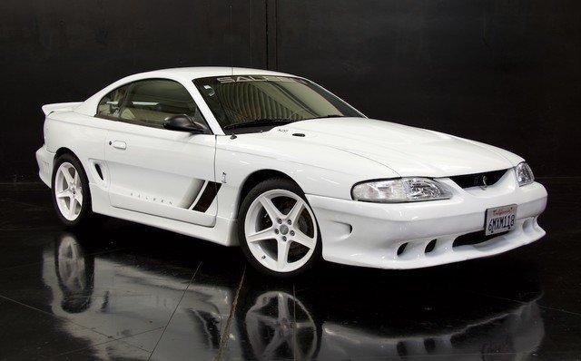 1998: Saleen Mustang