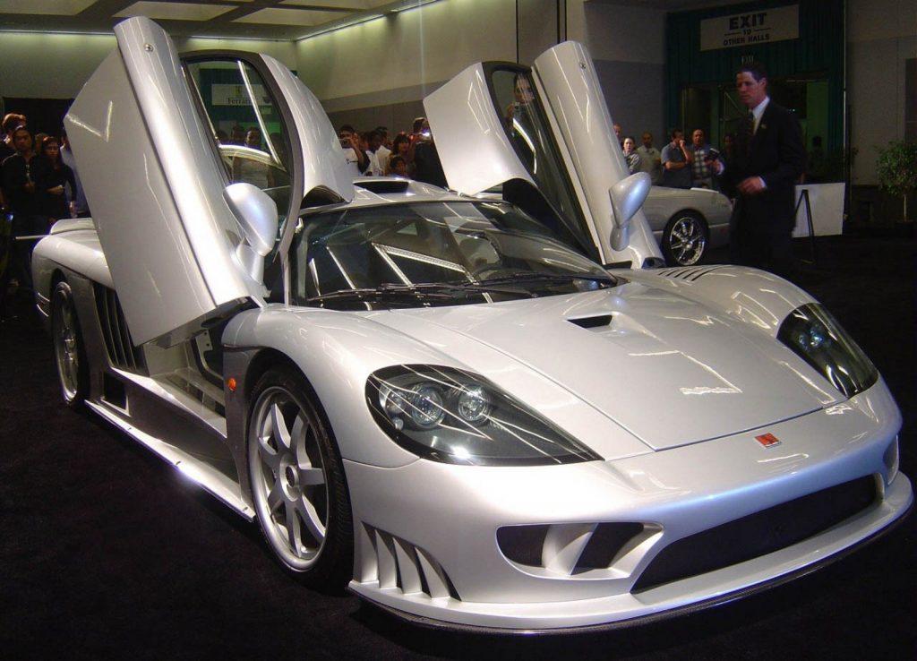 2001: Saleen S7