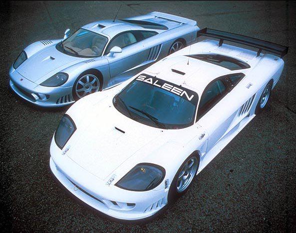 2001: Inaugural Saleen S7R Season
