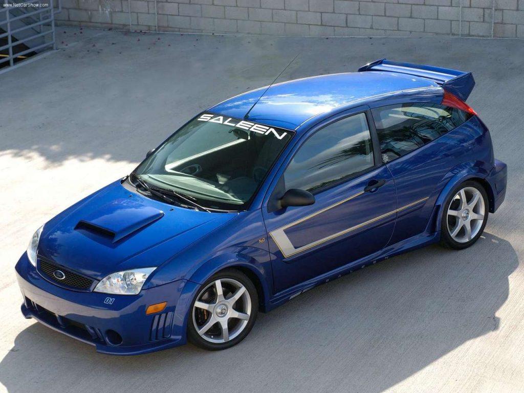2004: Saleen N20 Focus