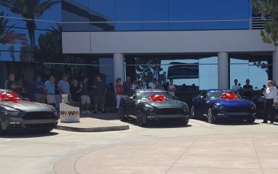 SALEEN CELEBRATES 20TH ANNUAL CAR SHOW AND OPEN HOUSE