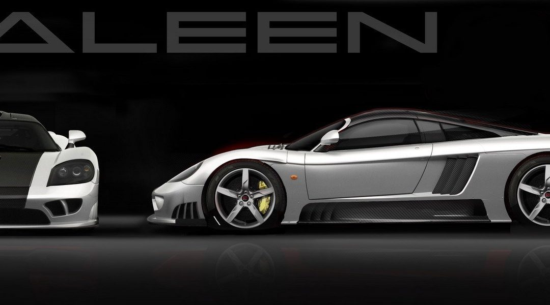 SALEEN ANNOUNCES 7 NEW LIMITED EDITION S7 MODELS