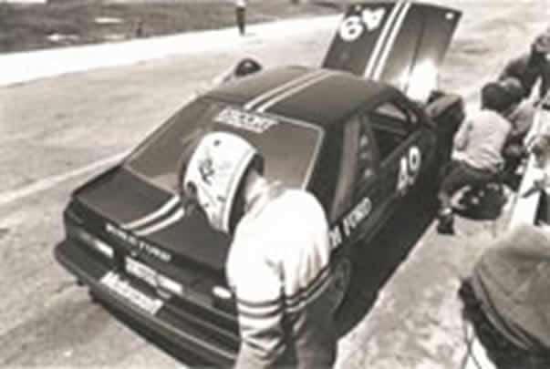 1985: Saleen Mustang