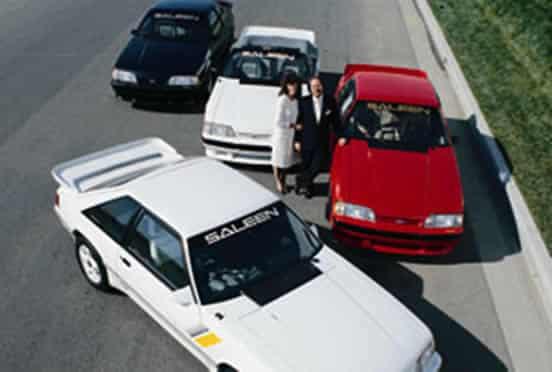 1989: Saleen Mustang