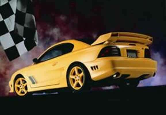 1994: 480 HP Saleen SR