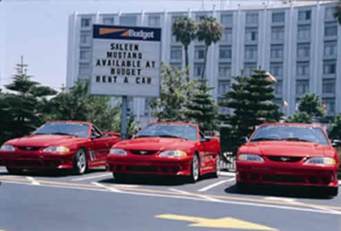 1996: Saleen Mustang