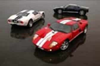 2002: Ford GT40