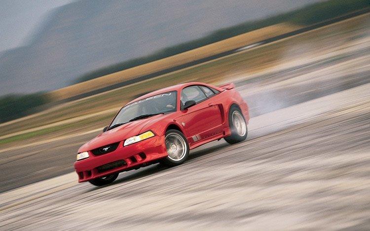 1999: Saleen Mustang