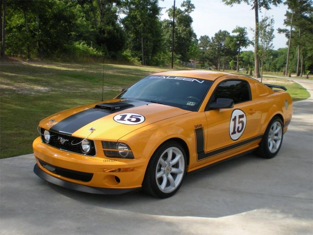 2006: Saleen/Parnelli Jones Edition