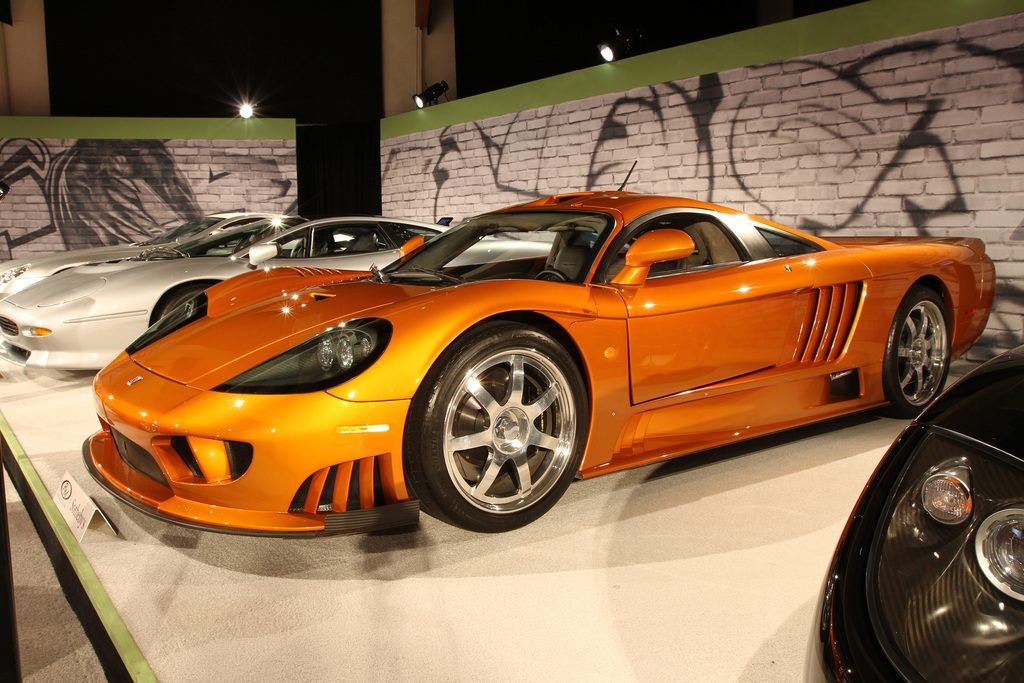 2006: Saleen S7TT Competition
