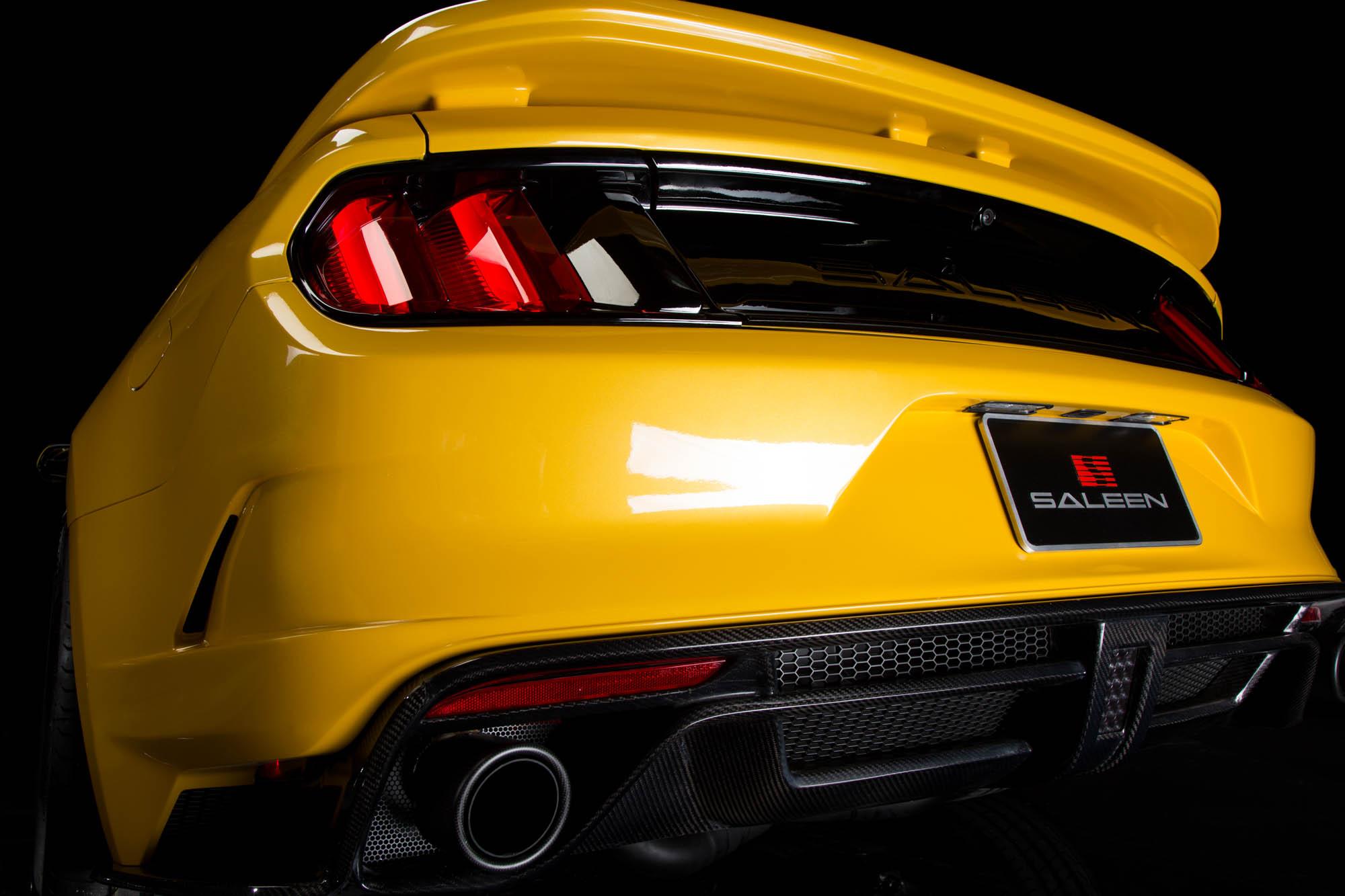 Mustang   Saleen