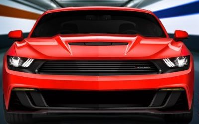 SALEEN PROVIDES FIRST LOOK FOR ALL-NEW 2015 SALEEN 302 MUSTANG