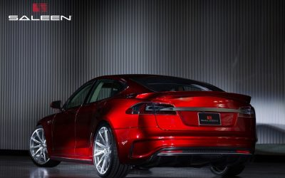 SALEEN EXPANDS ELECTRIC PERFORMANCE VEHICLE LINEUP