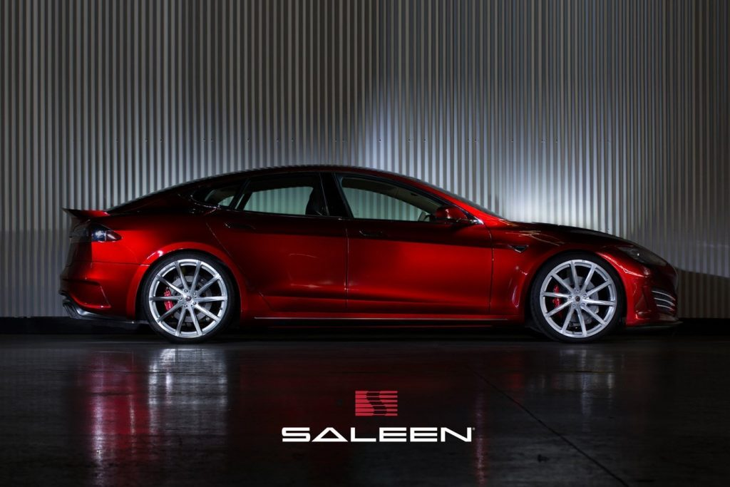 2014: Saleen FOURSIXTEEN Tesla