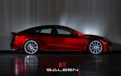 THE ALL-ELECTRIC, ALL-PERFORMANCE SALEEN FOURSIXTEEN