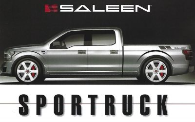 Saleen Raises the Bar Again for 2018 with their 700HP Sportruck and Advanced Performance Mustang Line up