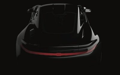 Legendary performance car innovator Steve Saleen launches all-new vehicle at 2017 LA Auto Show