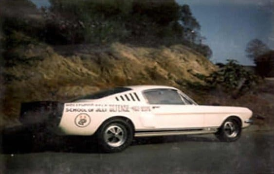 1969: Steve buys his first Mustang