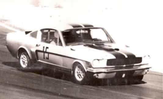1969: Steve modifies the Mustang