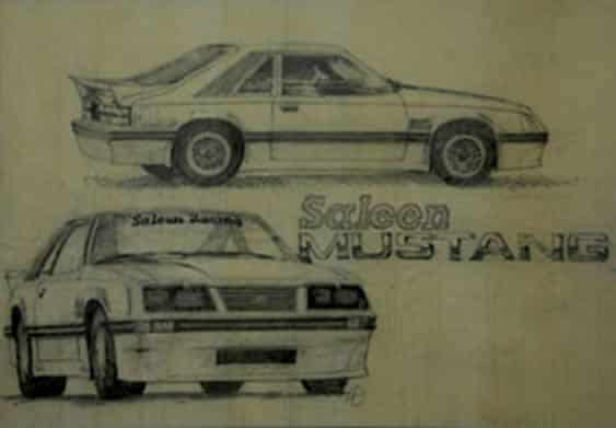 1983: Birth of Saleen Autosport