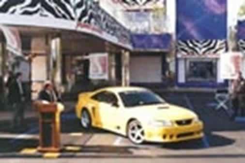 1999: Saleen Mustang S281