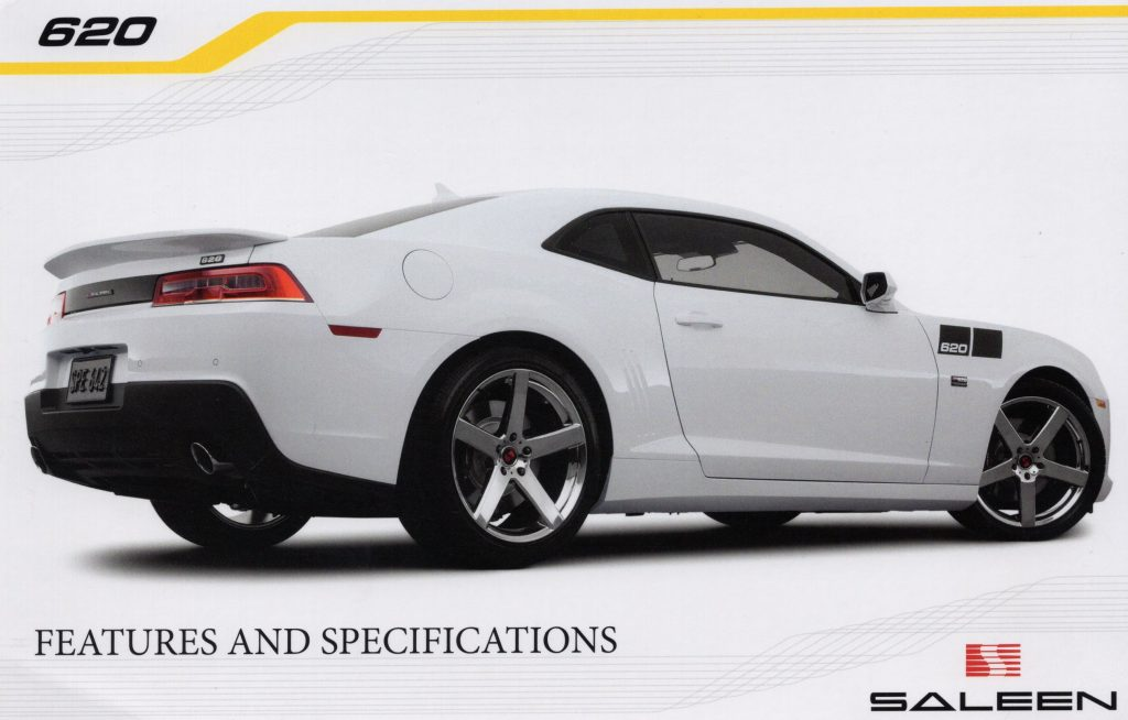 2016: Saleen continues its evolution